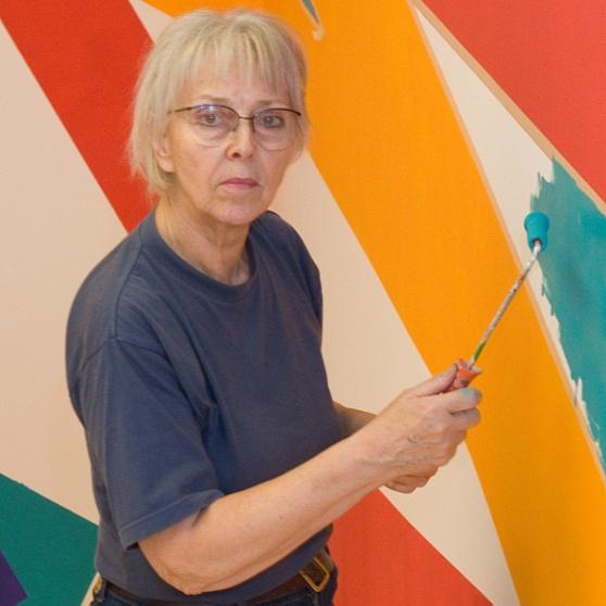 Hatalmas büszkeség: Maurer Dórának önálló tárlata nyílik a Tate Modernben